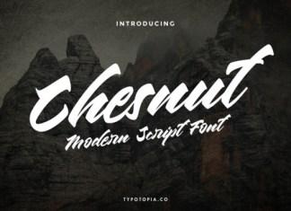 Chesnut Font