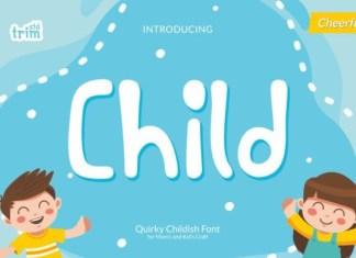 Child Font