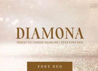 Diamona Font