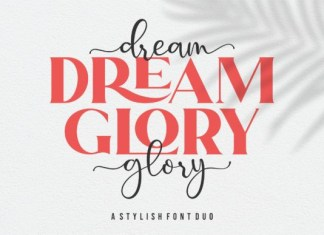 Dream Glory Font
