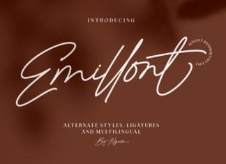 Emillont Font