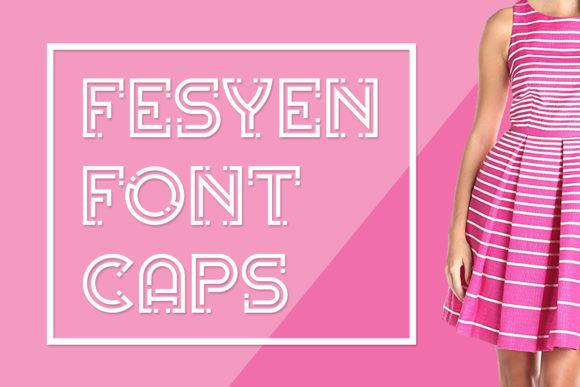 Fesyen Font
