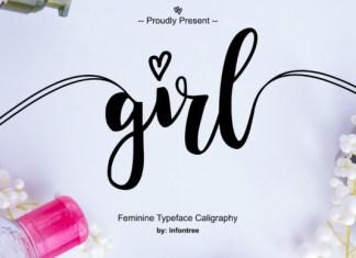 Girl Font