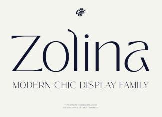Zolina Font