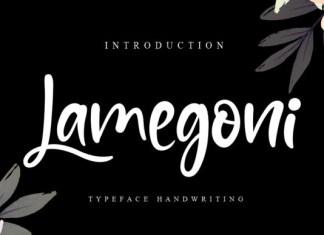 Lamegoni Font