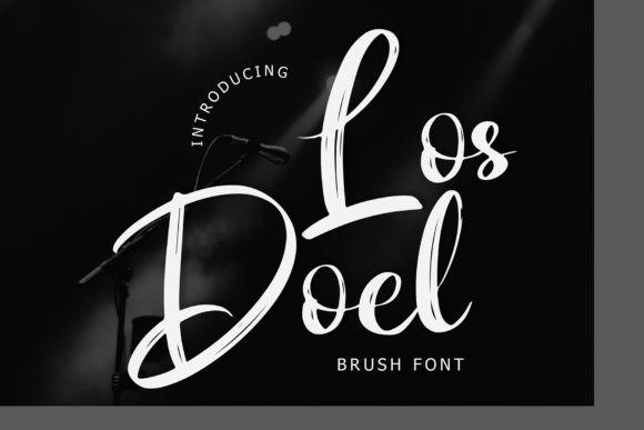 Los Doel Font