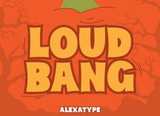 Loud Bang Font
