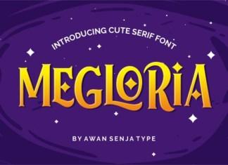 Megloria Font
