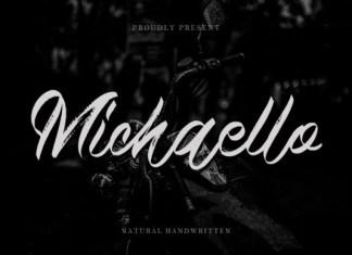 Michaello Font