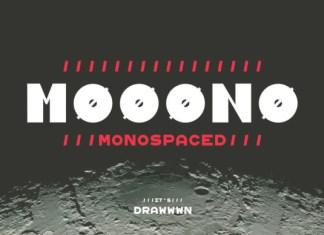 Mooono Font