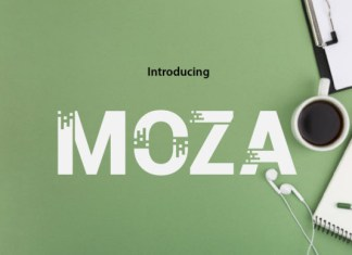 Moza Font