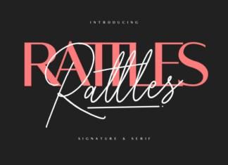 Rattles Font