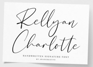 Rellyan Charlotte Font