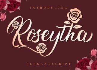 Roseytha Font