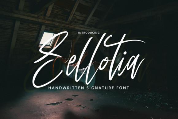 Sellotia Font