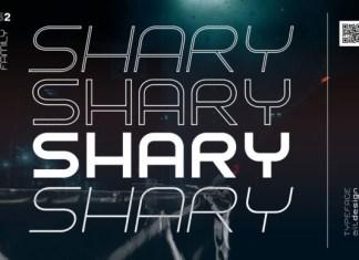 Shary Font
