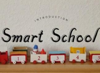 Smart School Font