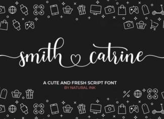Smith Catrine Font