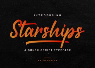 Starships Font
