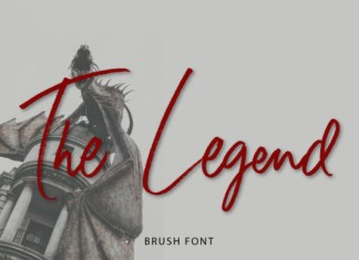 The Legend Font