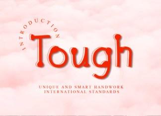 Tough Font