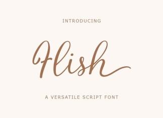 Flish Font