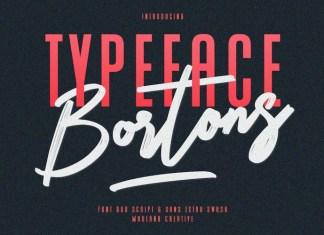 Bortons Font