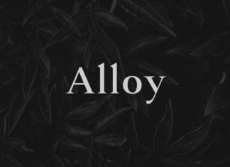 Alloy Font