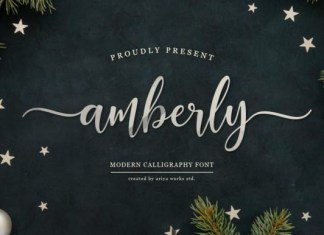 Amberly Font