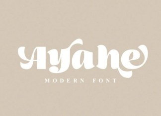 Ayahe Font