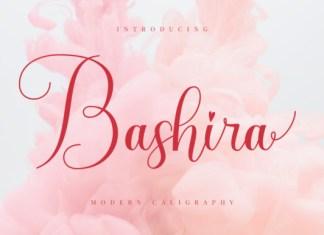Bashira Font