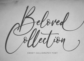 Beloved Collection Font