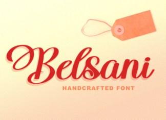 Belsani Font