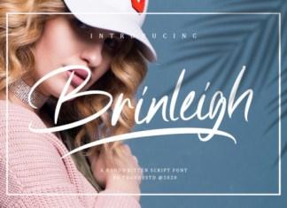 Brinleigh Font