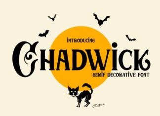 Chadwick Font