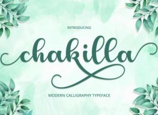 Chakilla Font
