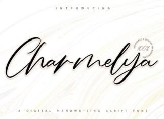 Charmelya Font