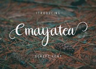 Cmayatea Font
