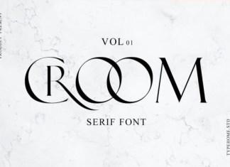 Croom Font