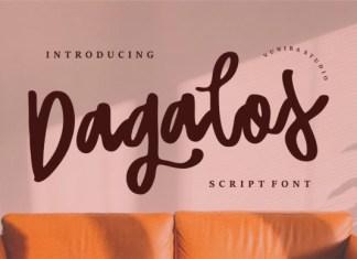 Dagalos Font