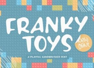 Franky Toys Font
