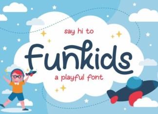 Fun Kids Font