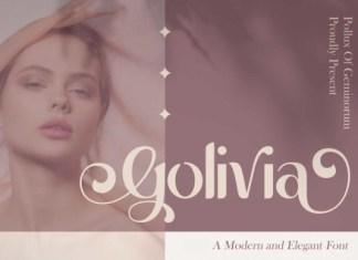 Golivia Font