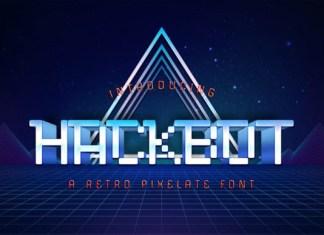 Hackbot Font