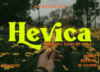 Hevica Font