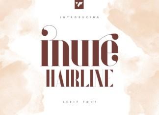 Inure Font
