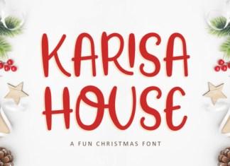 Karisa House Font
