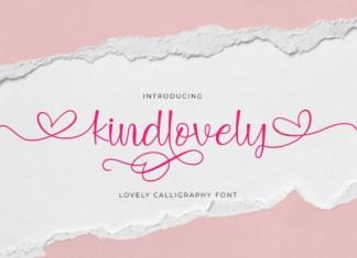 Kindlovely Font