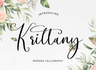 Krittany Font