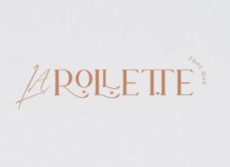 La Rollette Font
